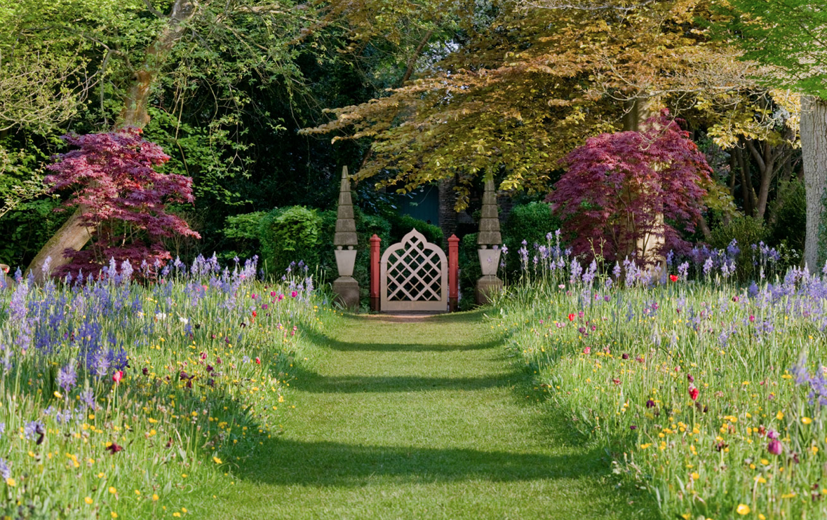 Highgrove house and gardens House garden pics