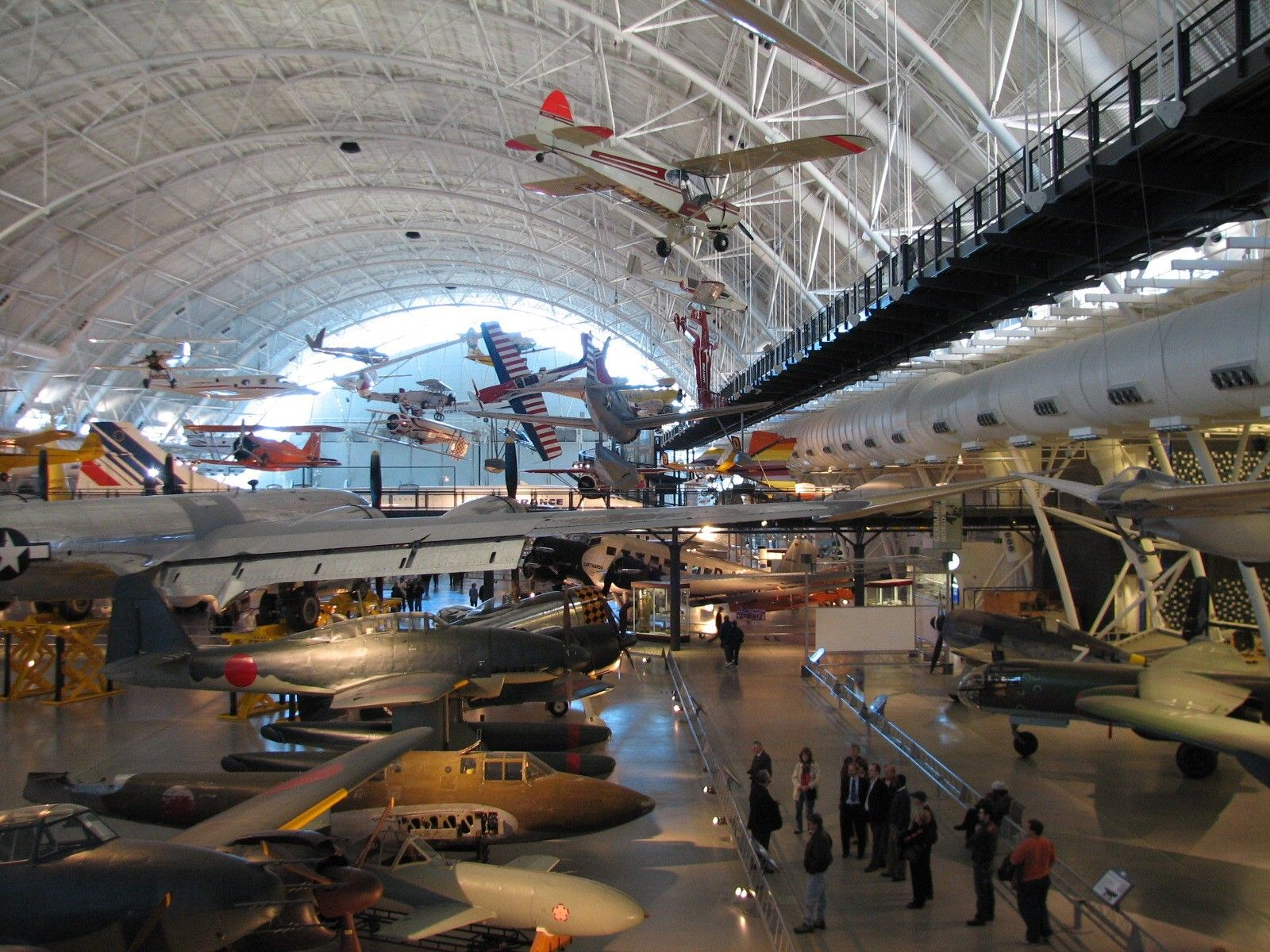 Visit One Museum, Two Locations. Visit us in Washington, DC and Chantilly, VA to explore hundreds of the world's most significant objects in aviation and space history.