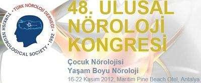 48. Ulusal Nöroloji Kongresi