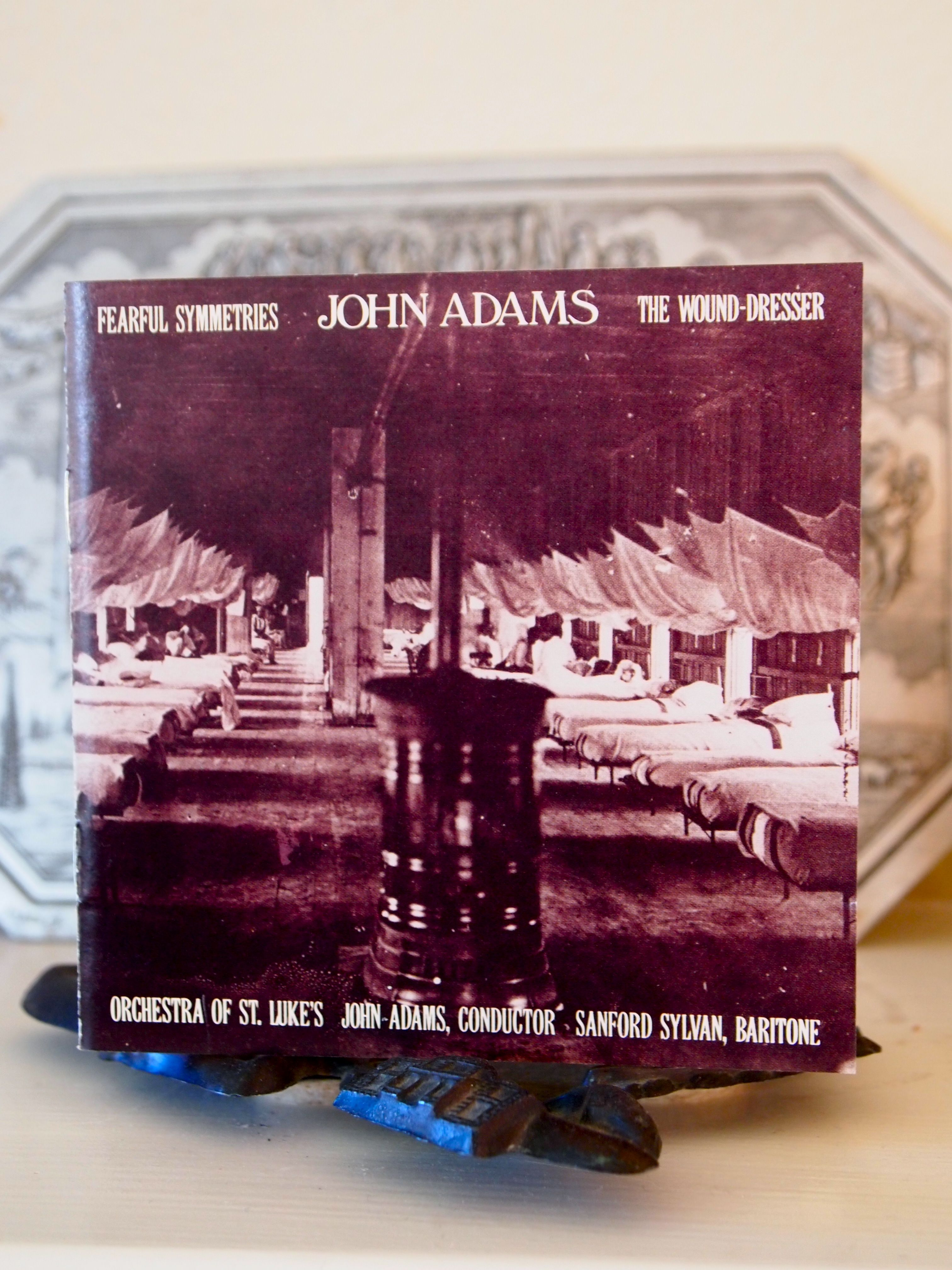the wound dresser by john adams Welcome to gordian knot this is your one-stop faq and blog for all technical  information regarding the music of john adams and mark grey we hope this site .