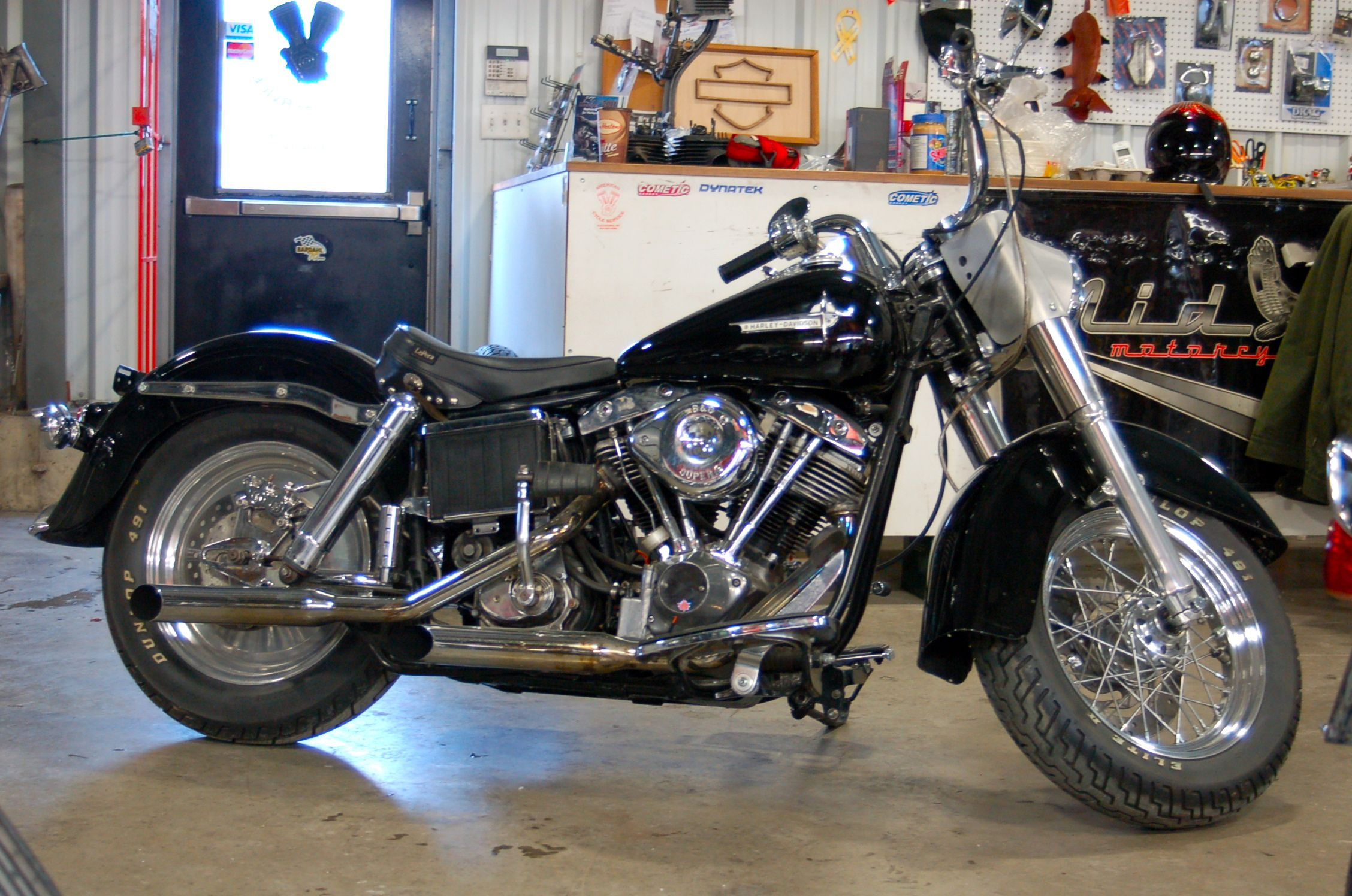 American Cycle Service: Tasty shovelhead - for sale $4500 SOLD