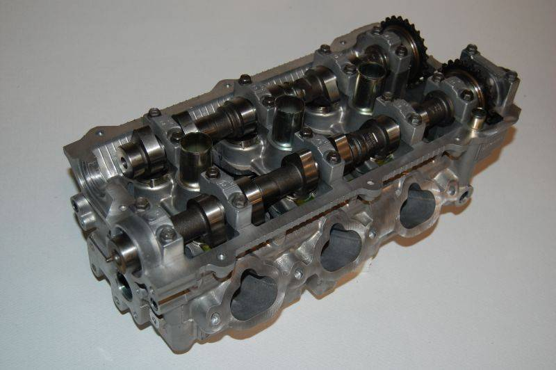 This Auction Is For A Rebuilt Hyundai Santa Fe   Dual Cam Rebuilt Cylinder Head For Other Models See Our Store Listings