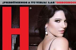 """Mariana Ríos en revista """"H"""""""